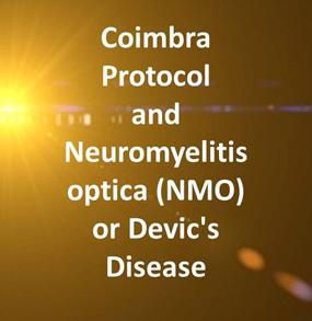 Diana Zadra, NMO (Neuromyelitis Optica / Devic's Syndrom), 04/2019 (Brasilien)