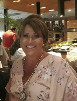 Carmen Campo, Multiple Sklerose, 02/2019 (Brasilien)