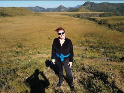 Andrea Banach, Multiple Sklerose, 10/2018 (Brasilien)