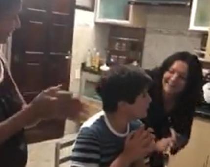 Ana Lisboa über Ihren Sohn Victtor, Autismus, 08/2019